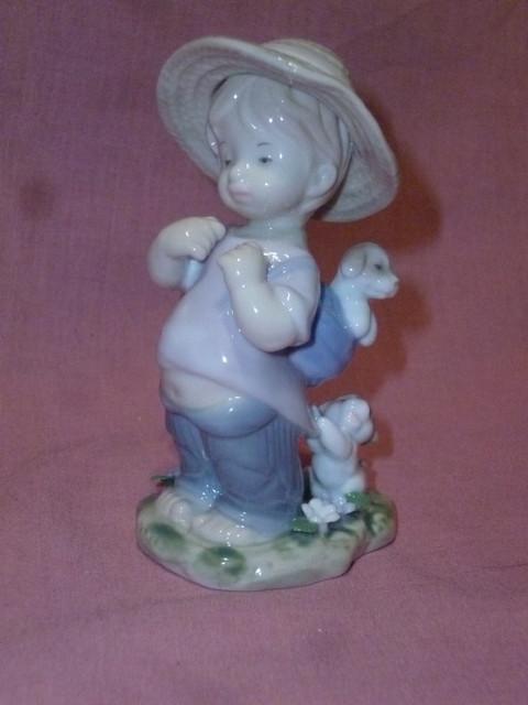 Фарфоровые статуэтки Pavone ― коллекция JP Разные