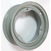 Диск колесный стальной 13х4,5 3х256 ET30 DIA228 ТАВРИЯ (КрКЗ)(11021-3101015), фото 1