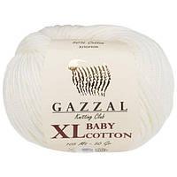 Gazzal cotton Baby XL - 3410 кремовий