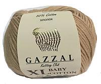 Gazzal cotton Baby XL - 3424 беж
