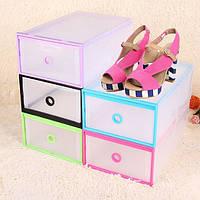 Ящик пластиковый для хранения обуви (органайзер)