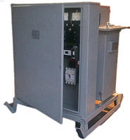 Трансформатор подогрева бетона (максимальный комплект) КТП-ОБ-80