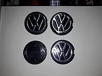 Ковпачки, заглушки на диски Volkswagen Фольксваген Golf 56 мм / 52 мм 1j0601171, фото 1