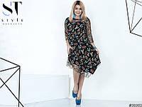 Коктельное женское платье Разные цвета