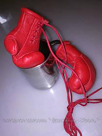 Кожаные сувенирные перчатки
