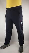 Штаны спортивные трикотажные Reebok - большой размер, фото 3