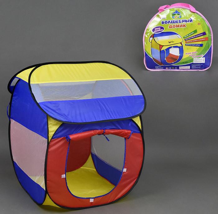 Детская игровая палатка 905S Волшебный домик