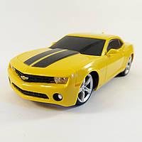 Автомодель на р/у (1:24) 2010 Chevrolet Camaro SS RS жёлтый MAISTO TECH 81066