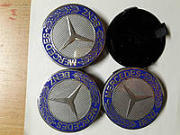 Колпачки, заглушки на диски Mercedes-Benz 75 мм / 72 мм 220 400 01 25