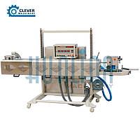 Автоматическая запаечная машина для особо плотных пакетов FBH-42D