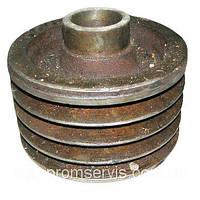 Шкив привода молотарки сцепления 4-х руч. 54-10152 комбайн Нива СК-5