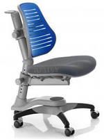 Кресло для школьника «Oxford» KY-618-C3 сине-серое