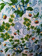 Ткань Ромашки 02 150 см