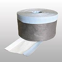 Зовнішня гідроізоляційна стрічка 100 мм, стійка до ультрафіолету (рул. 25 м)