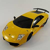 Автомодель на р/у (1:24) Lamborghini Murcielago LP670-4 SV жёлтый 81065