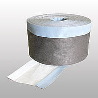 Зовнішня гідроізоляційна стрічка 150 мм, стійка до ультрафіолету (рул. 25 м)