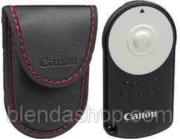 Инфракрасный пульт ДУ для фотоаппаратов CANON - RC-6 с чехлом!