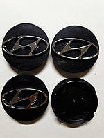 Колпачки, заглушки на диски  Hyundai Хюндай 60 мм / 56 мм