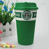 Стакан с крышкой Starbucks Чашка, фото 1