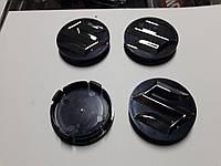 Колпачки, заглушки на диски  Suzuki Сузуки 60 мм / 56 мм