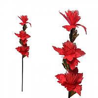 Ветка гладиолуса (5 шт./ уп.) Искусственные цветы
