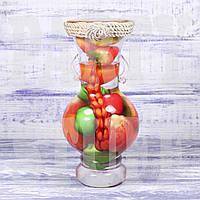 Декоративная бутылка, 23,5 см