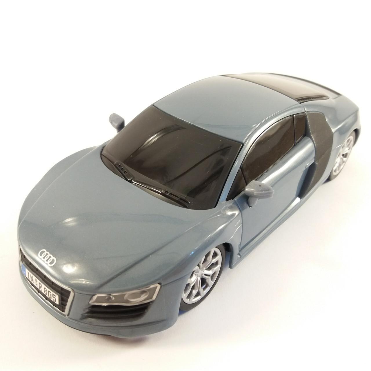 Автомодель на р/у (1:24) 2009 Audi R8 V10 синий MAISTO TECH 81064