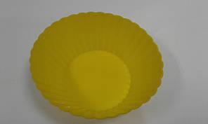 Форма силиконовая одна шт дно 10 см высота 6 см