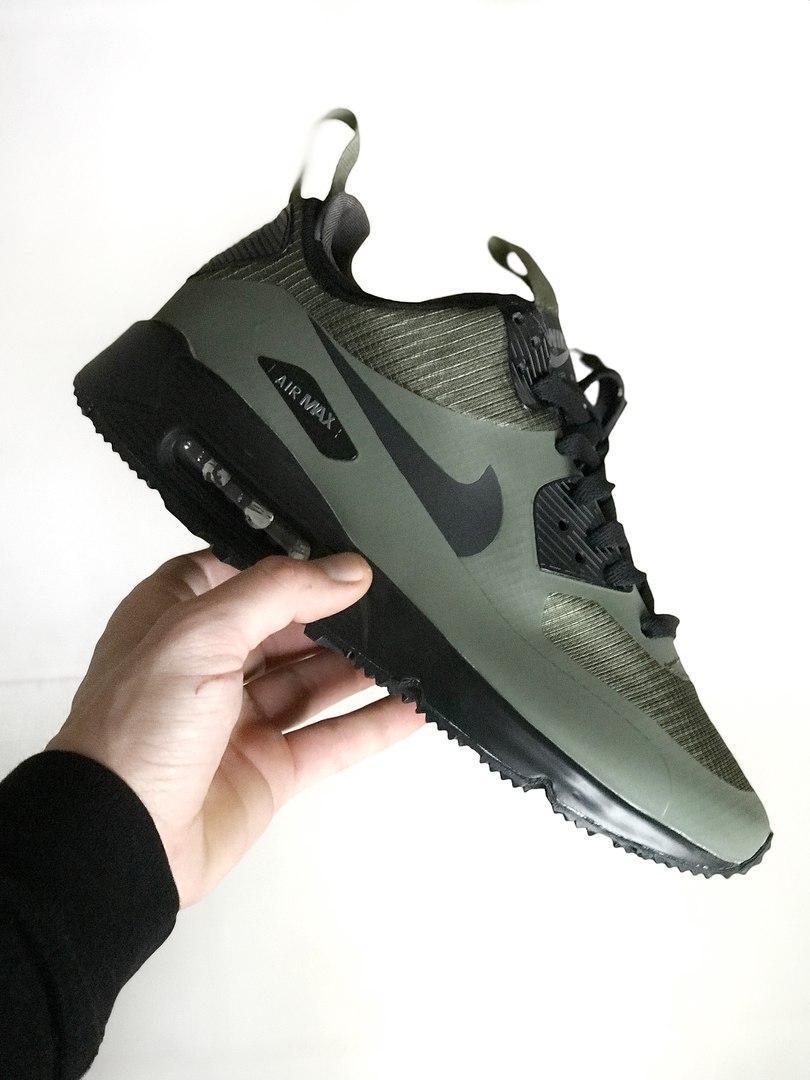 a86af3ff303472 Кроссовки Nike Air Max 90 Mid Winter Green. Топ Качество! Живое фото ...