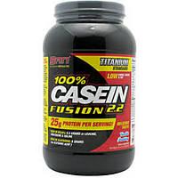 100% Casein Fusion 991 g vanilla pudding