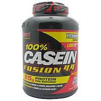 100% Casein Fusion 1,8 kg vanilla pudding
