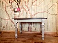 Обеденный стол из дерева Моника