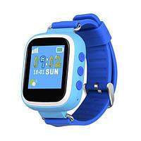 Детские умные часы Smart Baby Watch Q80 Blue