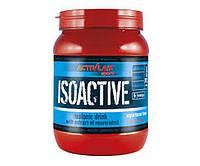 Isoactive isotonic drink 630 g lemon