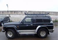 Дефлекторы окон (ветровики) NISSAN Patrol 3d (Y60) 1988-1997/Ford Maverick 3d 1988-1996 Код:60781808