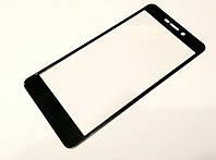 Защитное стекло гибкое для Xiaomi Redmi 4A черное
