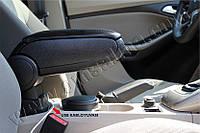 Подлокотник Ford Focus 2011- /с USB,черный/ Код:75188217