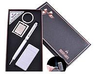 Подарочный набор AL-110B Jack Daniel's зажигалка, ручка и брелок