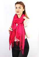 Большой Шарф палантин платок Стейси с бахромой