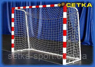"""Сетка для мини-футбола,(футзал), гандбола """"Старт-2 """"0,6м"""" (Ø шнура - 3 мм)"""