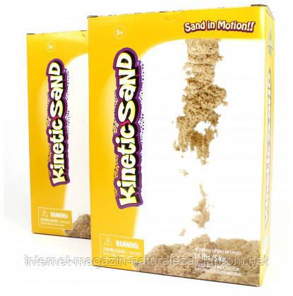 Кинетический песок Waba fun 10 кг, фото 2