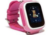 Детские умные часы Smart Baby Watch Q80 Pink