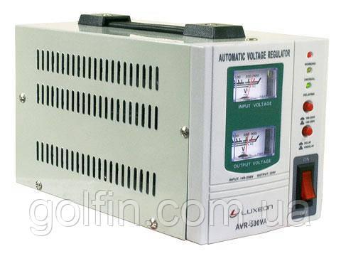 Релейный Стабилизатор напряжения Luxeon AVR-500VA