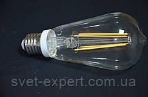 LEDClassic 7-70W ST64 E27 WW CL D APR Philips светодиодная диммируемая, фото 3