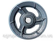 Шкив вентилятора очистки комбайна СК-5 НИВА 54-2-18-6 (чугунный), фото 3