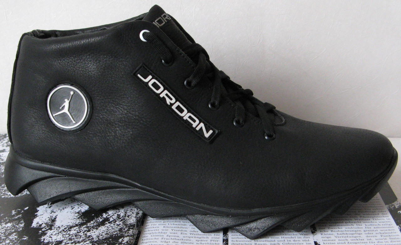 ca3d39f37518 2018 -2019 мужские кроссовки в стиле Jordan зима кожа обувь кросовки спорт  - MANTE в