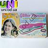 Украшение для волос Glitter Princess Стайлер и наклейки купить в Украине