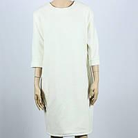 Платье свободного покроя из ангоровой шерсти