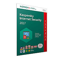 KASPERSKY INTERNET SECURITY 2017 1год/1ПК