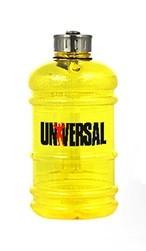 Бутылка UNIVERSAl Gallon Water Bottle 1900ml Yellow